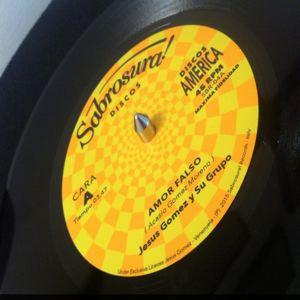 JESUS GOMEZ Y SU GRUPO - Amor Falso - 45T (SP 2 titres)