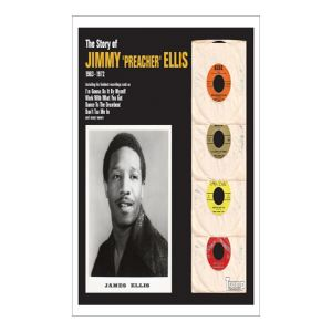 JIMMY ELLIS - The story of Jimmy 'preacher' Ellis - LP x 2