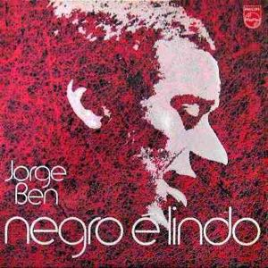 JORGE BEN - Negro e lindo - LP
