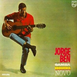 JORGE BEN - Samba Esquema Novo - LP