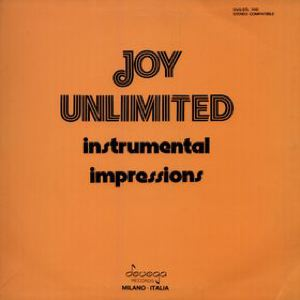 JOY UNLIMITED - Instrumental impressions - LP