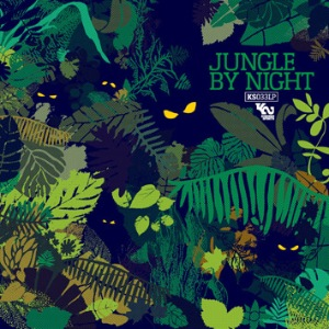 JUNGLE BY NIGHT - Same - LP