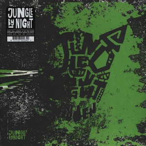 JUNGLE BY NIGHT - Hidden - LP x 2