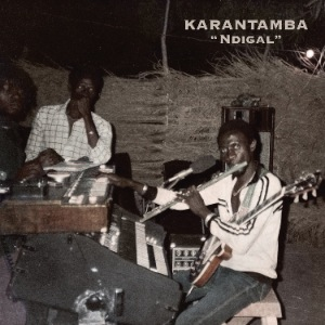 KARANTAMBA - Ndigal - LP x 2