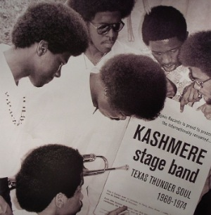KASHMERE STAGE BAND - Texas Thunder Soul 1968-1974 - LP x 2 