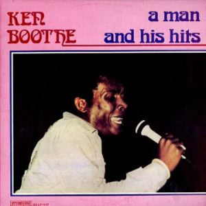 KEN BOOTHE - A man and his hits - LP