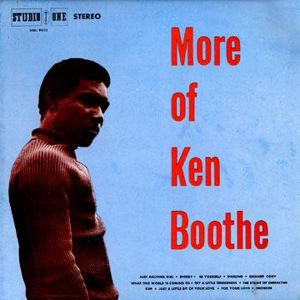 KEN BOOTHE - More of ken Boothe - LP