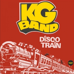 KG BAND - Disco train - LP