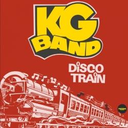 KG BAND - Disco train - LP