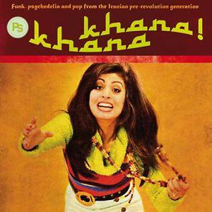 VARIOUS - Khana Khana - 33T x 2