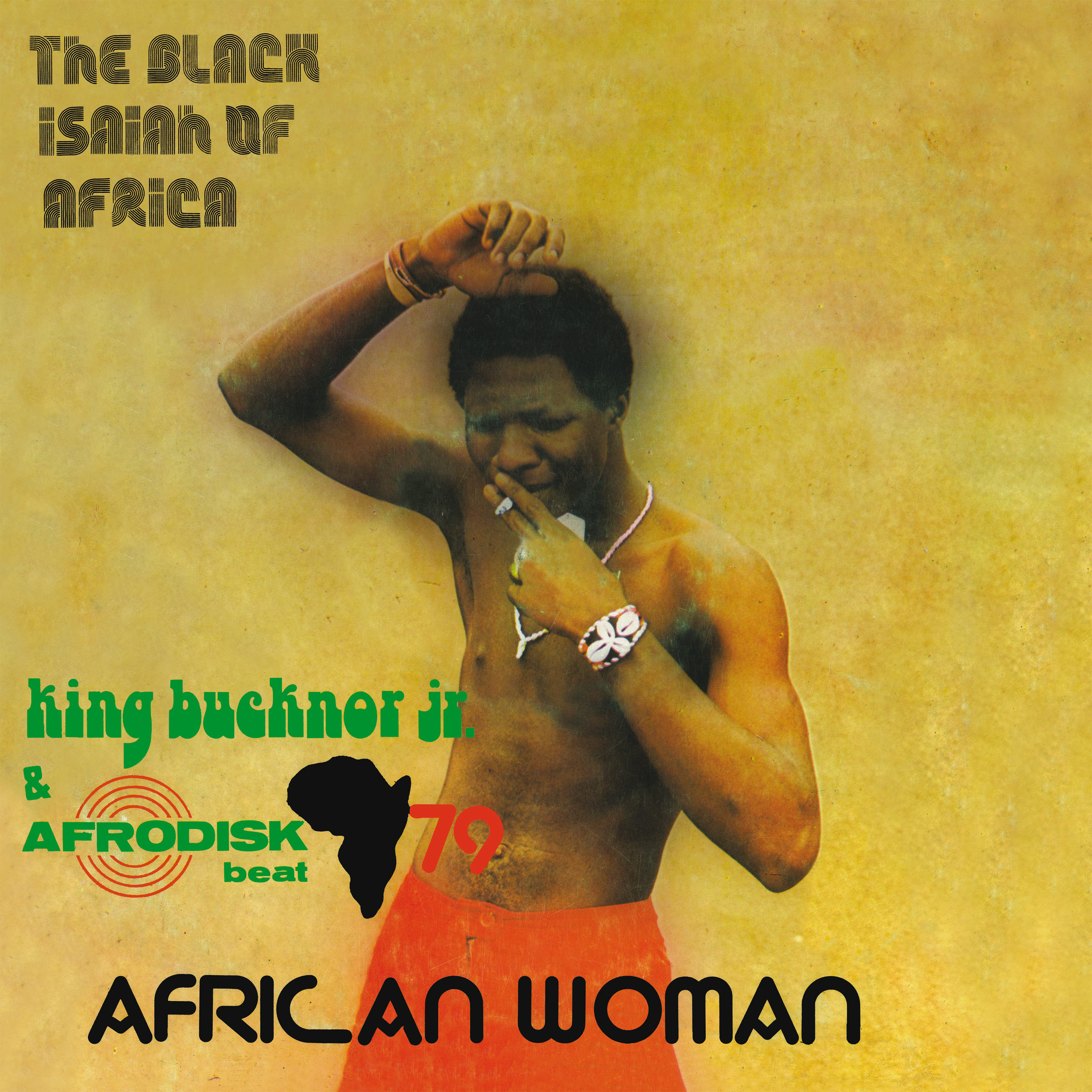 King Bucknor Jr African woman