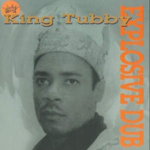 KING TUBBY - Explosive dub - LP