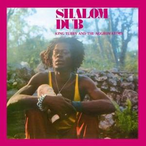 KING TUBBY AND THE AGGROVATORS - Shalom Dub - LP