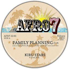 KIRU STARS - Family planning - Maxi 45T
