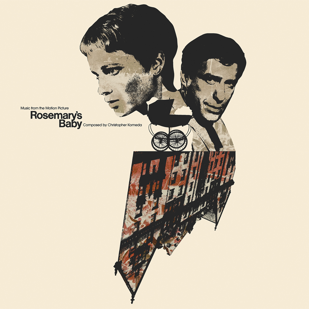 CHRISTOPHER KOMEDA - Rosemary's Baby - 33T
