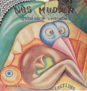 KUBALA - Nos mudjer - LP