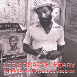 LEE SCRATCH PERRY - The return of pipecock Jackxon - LP