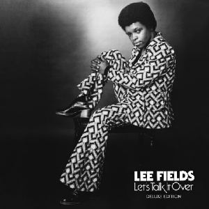 LEE FIELDS - Let's talk it over - LP
