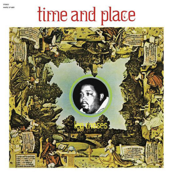 LEE MOSES - Time and place - LP