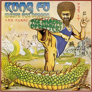 LEE PERRY - Kung Fu meets the dragon - LP