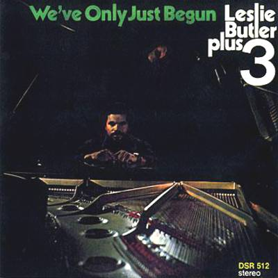 LESLIE BUTLER - We've only just Begun - LP