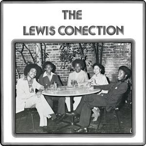 THE LEWIS CONECTION - Same - LP