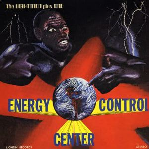 THE LIGHTMEN PLUS ONE - Energy Control Center - LP