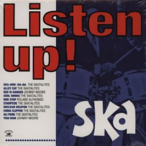 VARIOUS - Listen Up - LP