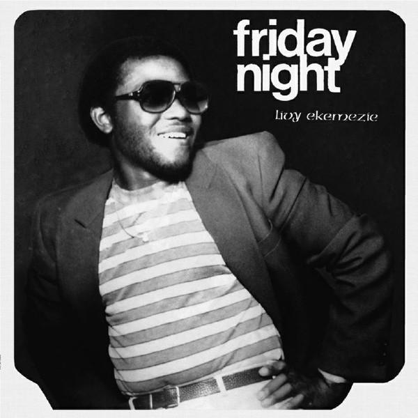 LIVY EKEMEZIE - Friday night - LP
