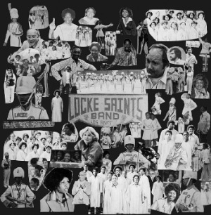 LOCKE SAINTS BAND - Same - LP