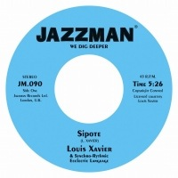 LOUIS XAVIER - Sipote - 7inch (SP)