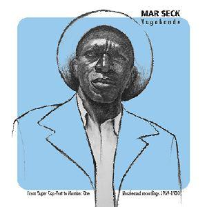 MAR SECK - Vagabonde - LP x 2