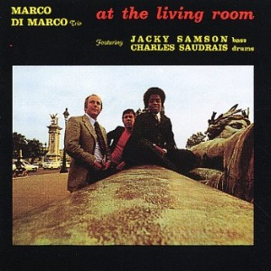 MARCO DI MARCO TRIO - At The Living Room - LP