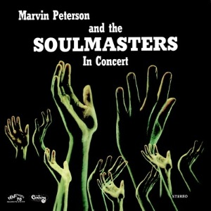 MARVIN PETERSON AND HIS SOULMASTERS - In concert - LP
