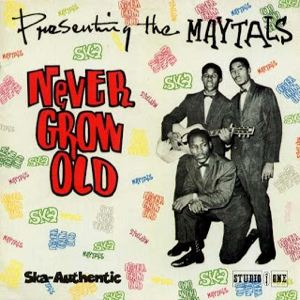 THE MAYTALS - Never grown old - LP