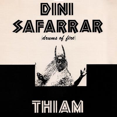 MOR THIAM - Dini safarra - LP