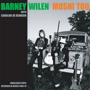 BARNEY WILLEN & CAROLINE DE BENDERN - Moshi Too - LP x 2