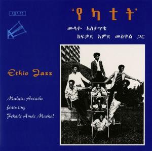 MULATU ASTATKE FEATURING FEKADE AMDE MASKAL - Ethio Jazz - LP