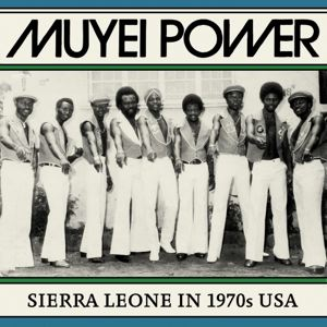 MUYEI POWER - Sierra Leone in 1970's USA - 33T