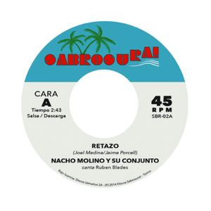 NACHO MOLINO Y SU CONJUNTO - Retazo - 45T (SP 2 titres)