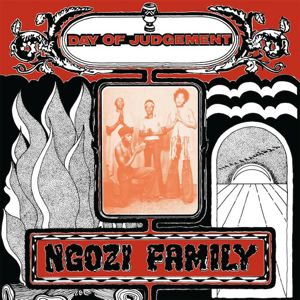 NGOZI FAMILY - Day of judgement - LP x 2