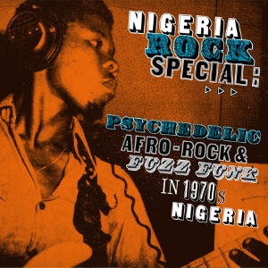 VARIOUS - Nigeria Rock Special - LP x 2
