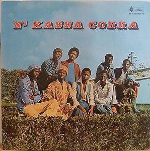 N'KASSA COBRA - Same - 33T