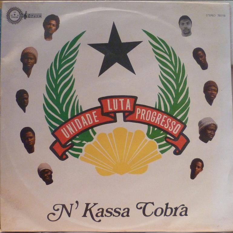 N'KASSA COBRA - Unidade luta progresso - LP