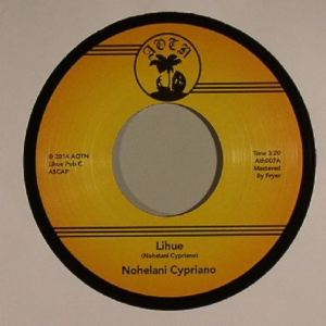 NOHELANI CYPRIANO - Lihue / Playing with fire - 45T (SP 2 titres)