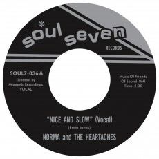 NORMA AND THE HEARTACHES - Nice and slow - 45T (SP 2 titres)