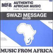 VARIOUS - Swazi message /Big band jive - LP