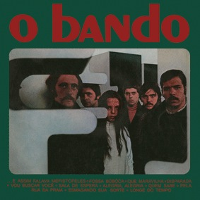 O BANDO - Same - LP
