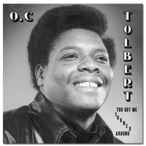 O.C. TOLBERT - You got me turned around - 33T