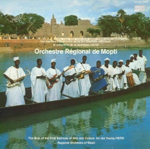 ORCHESTRE REGIONAL DE MOPTI - Same - LP